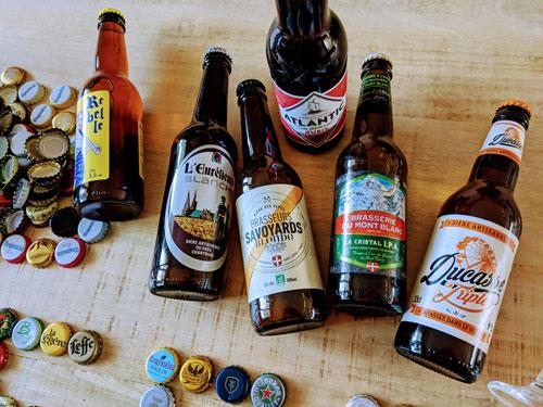 Avis sur de très bonnes bières trouvées chez Lidl