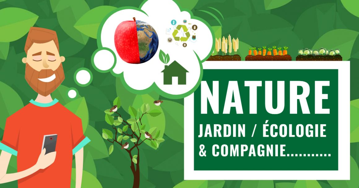 Blog Thématique jardin nature et écologie